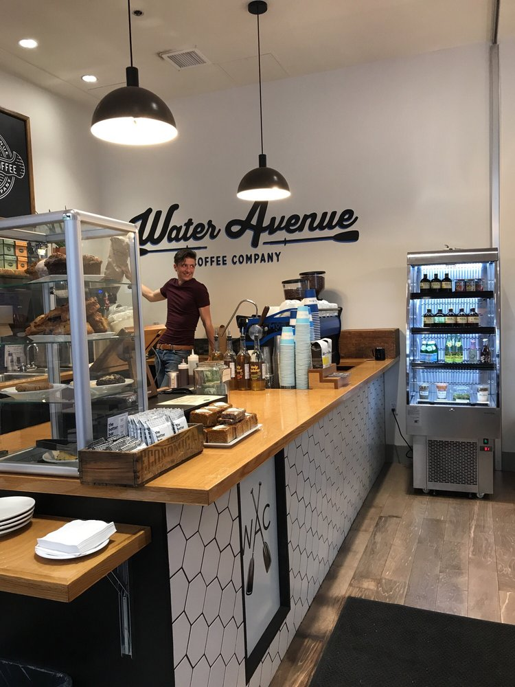 Water Avenue Coffee: 811 SW 6th Ave, Portland, OR