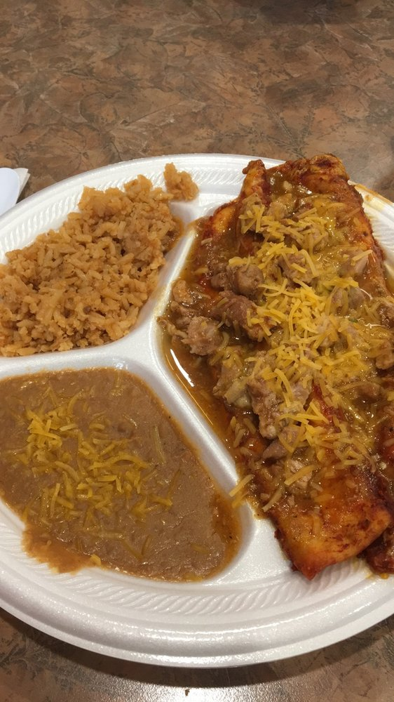 Mi Sinaloa Mexican Restaurant: 2306 Frontage Rd, Scottsbluff, NE