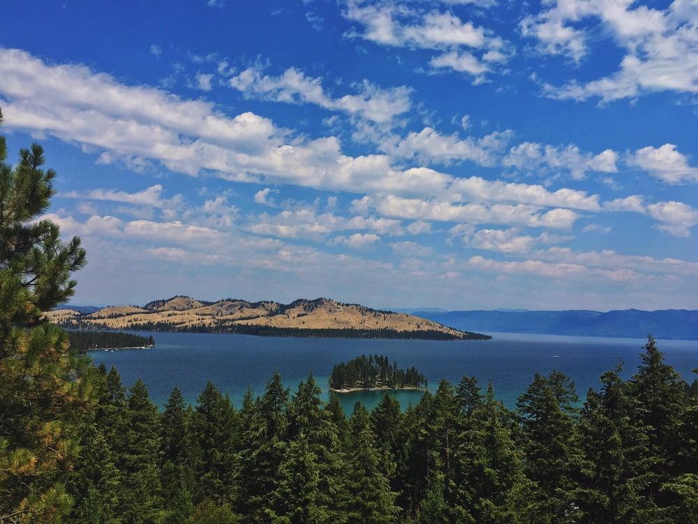 Flathead Lake: Bigfork, MT