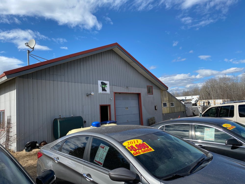 Up North Auto: 5547 Hwy 2, Hermantown, MN