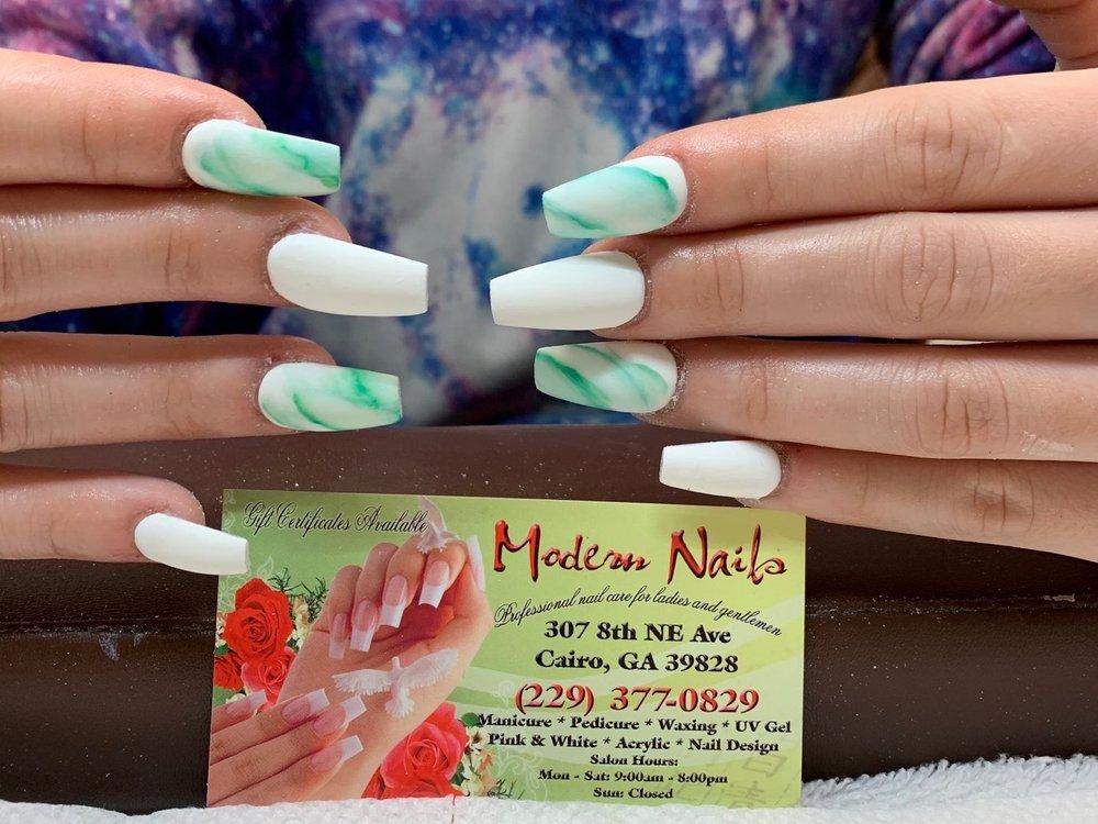 Modern Nails: 307 8th Ave NE, Cairo, GA