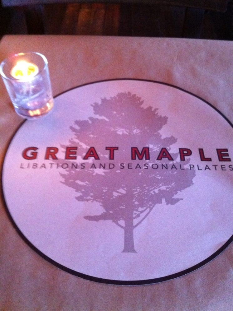 Great Maple Newport Beach Ca