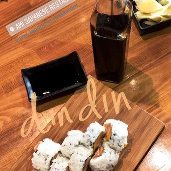 Ami Japanese Restaurant Los Angeles Ca