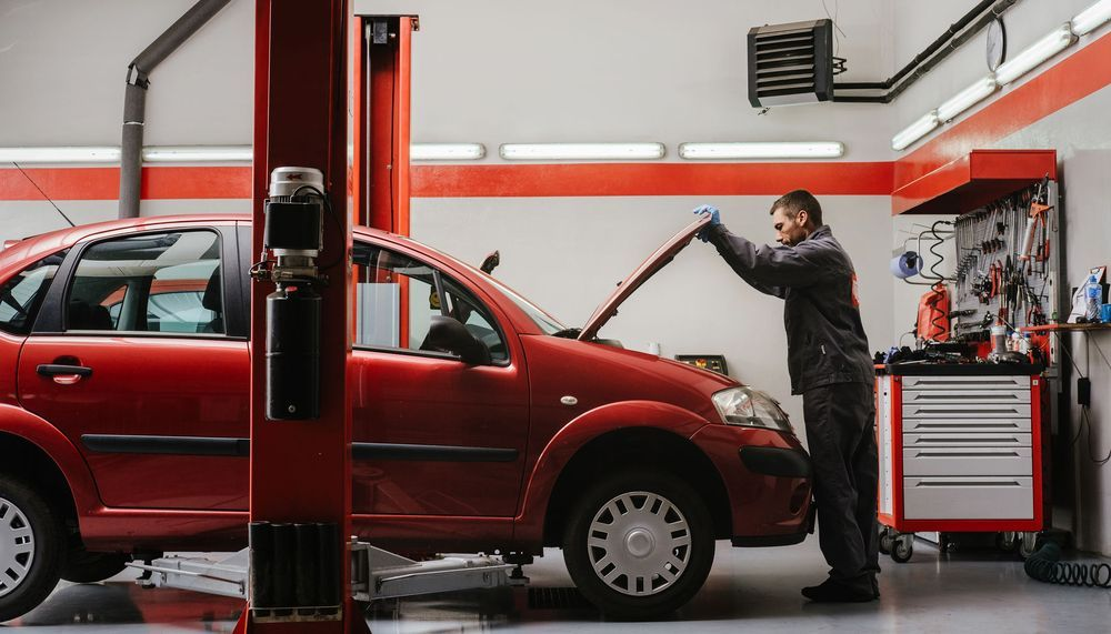 Towing business in Fort Russell, IL