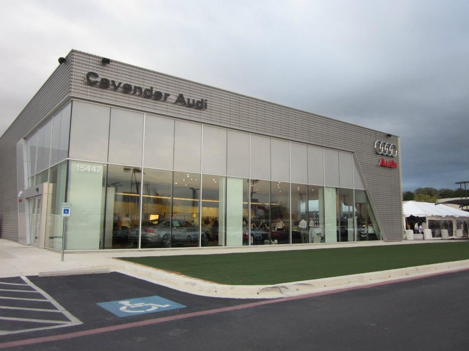 Cavender Audi Is Now Audi Dominion Your Premier Audi