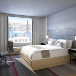 Hotel Indigo Denver Downtown 40 Photos 43 Reviews Hotels