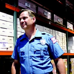 Photo of Citiguard Security Guards - Woodland Hills, CA, United States.  Warehouse security