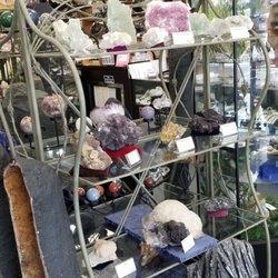 Crystal Cave Rock & Gem Shop - 6835 Stirling Rd, Davie, FL - 2019