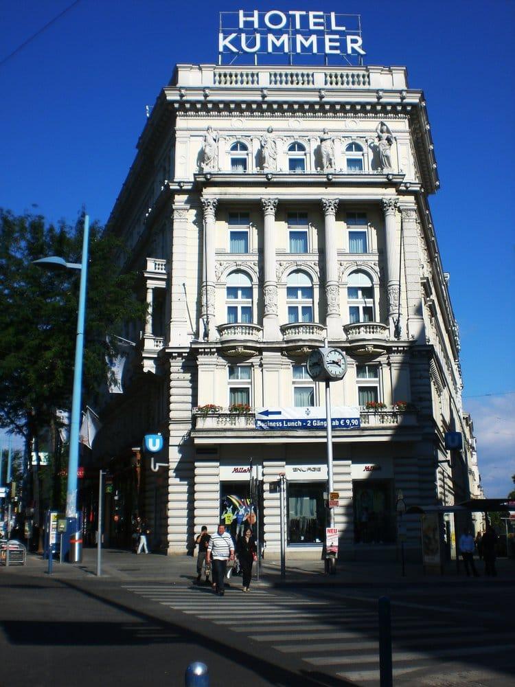 Hotel Kummer Wien Adresse