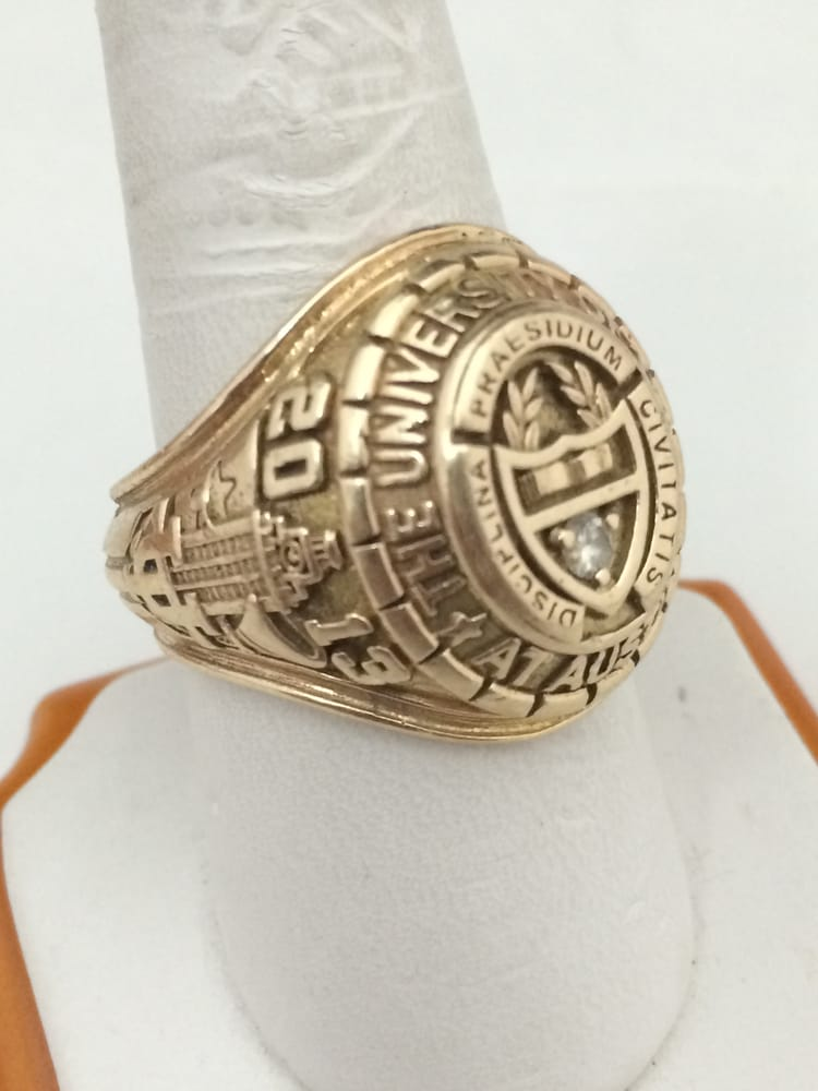 2013 University of Texas Class Ring Custom Design Yelp