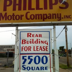 Phillips Motor Company Car Dealers 2543 Summer Ave