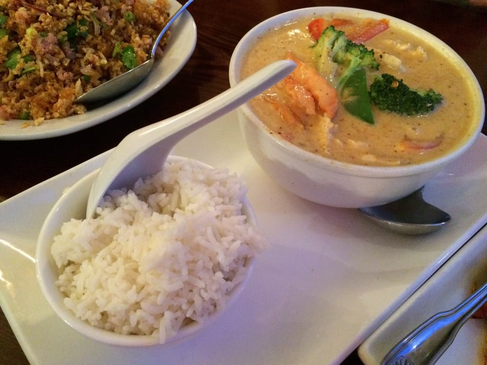 Chicken curry yelp for Ano thai lao cuisine