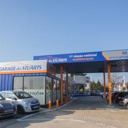 Distinxion - Garage des Stuarts - Car Dealers - 91 route d\'Orléans ...