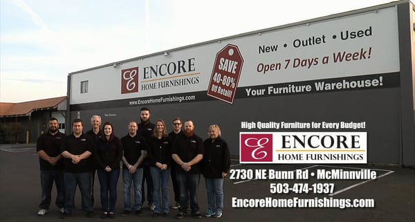 Encore Home Furnishings 2730 NE Bunn Rd Mcminnville, OR Furniture Stores    MapQuest