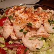 Shrimp Louie salad