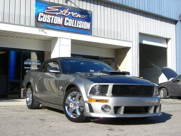 Extreme Custom Collision: 1340 Profit Ct, Woodbridge, VA