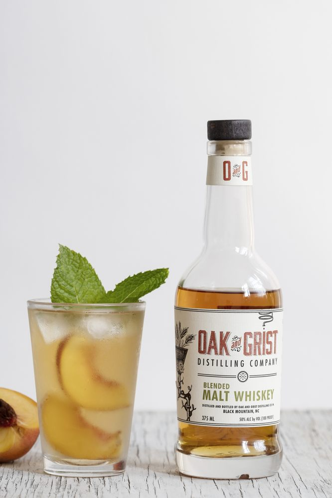 Oak and Grist Distilling Company: 1556 Grovestone Rd, Black Mountain, NC