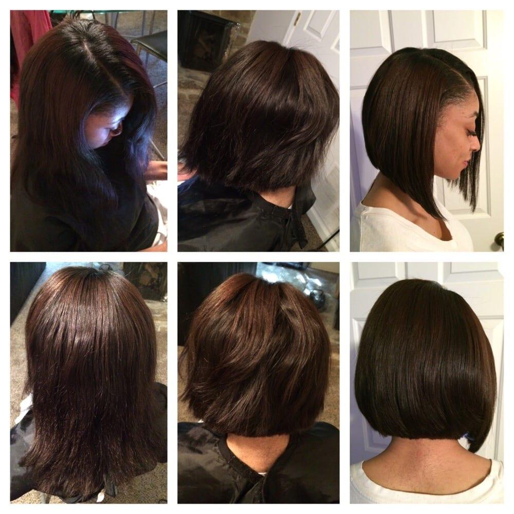 Photo Of Nikki Noir Hair Smyrna Ga United States Partial Sew