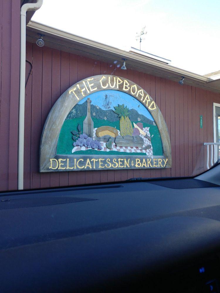 Cupboard Deli & Bakery: 4837 Vt Route 15, Cambridge, VT