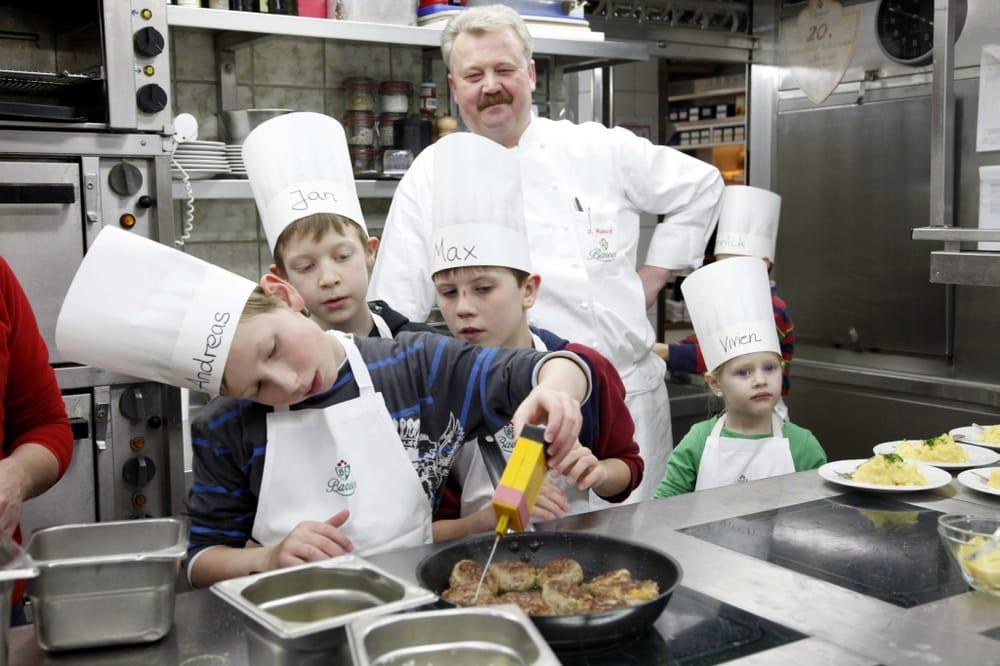 Kinderkochkurs mit Küchendirektor Oliver Ruthardt - Yelp