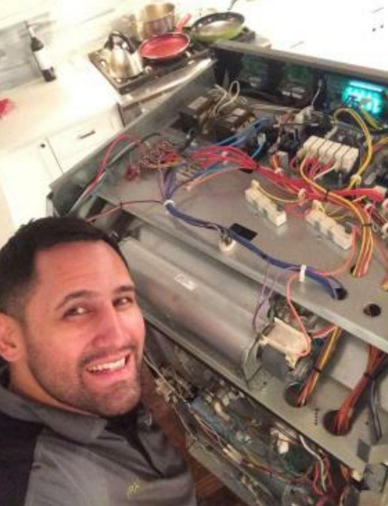 Pac's Appliance Repair: Hanover Park, IL