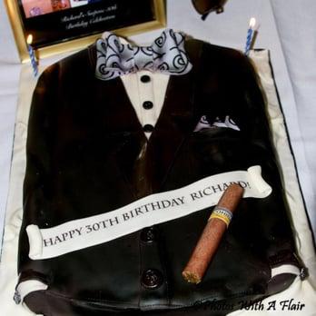 Debbie Does Cakes  Photos   Reviews Custom Cakes East - Formal birthday cakes