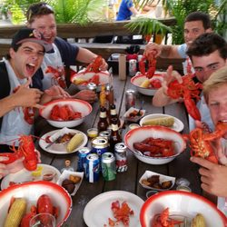 Photo Of The Boondocks Fishery Red Bank Nj United States Lobster Nite