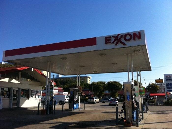 Exxon Gas Station Near Me >> Exxon Gas Station - CLOSED - Auto Repair - 4701 NW 7th St