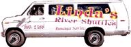 Linda's River Shuttle: 615 Deschutes Ave, Maupin, OR
