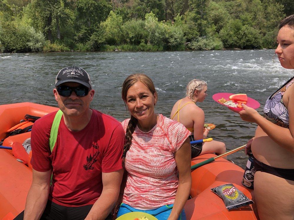 Social Spots from Noah's River Adventures