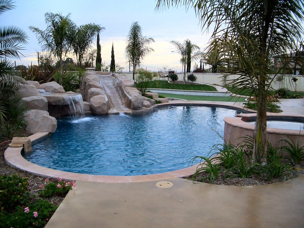 San Diego Outdoor Living Spaces: Pool, BBQ, Spa, Outdoor Living Space Design