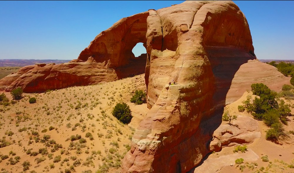 Looking Glass Arch: Looking Glass Rd, Moab, UT
