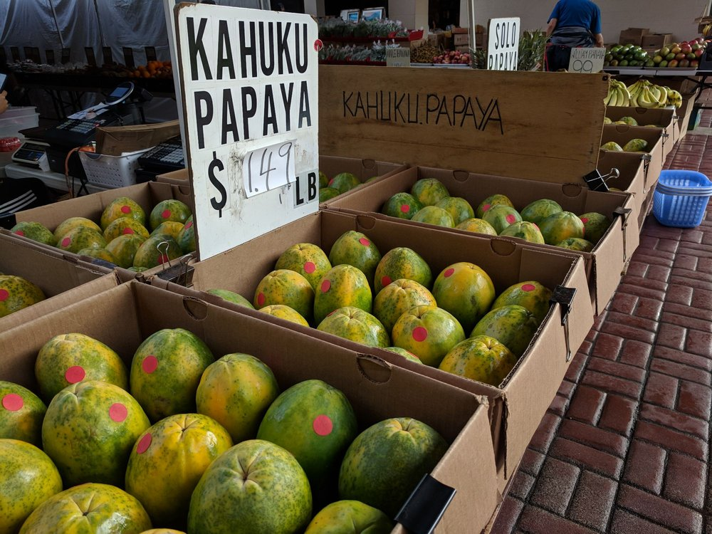 Manoa Farmers' Market