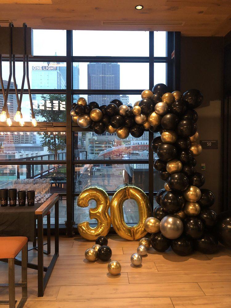 Up Up & Away Balloons & Entertainment: 1306 Barford Dr, Liberty, MO