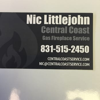 Central Coast Service Gas Fireplace Repair - 12 Reviews ...