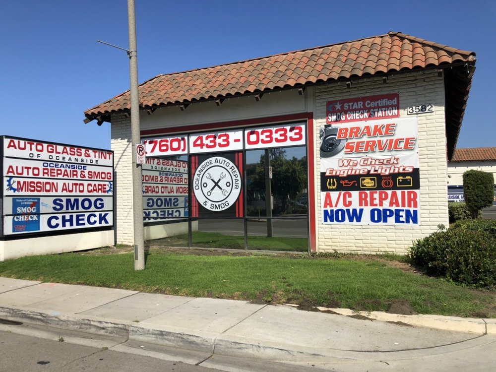 Oceanside Auto Repair: 3582 Mission Ave, Oceanside, CA