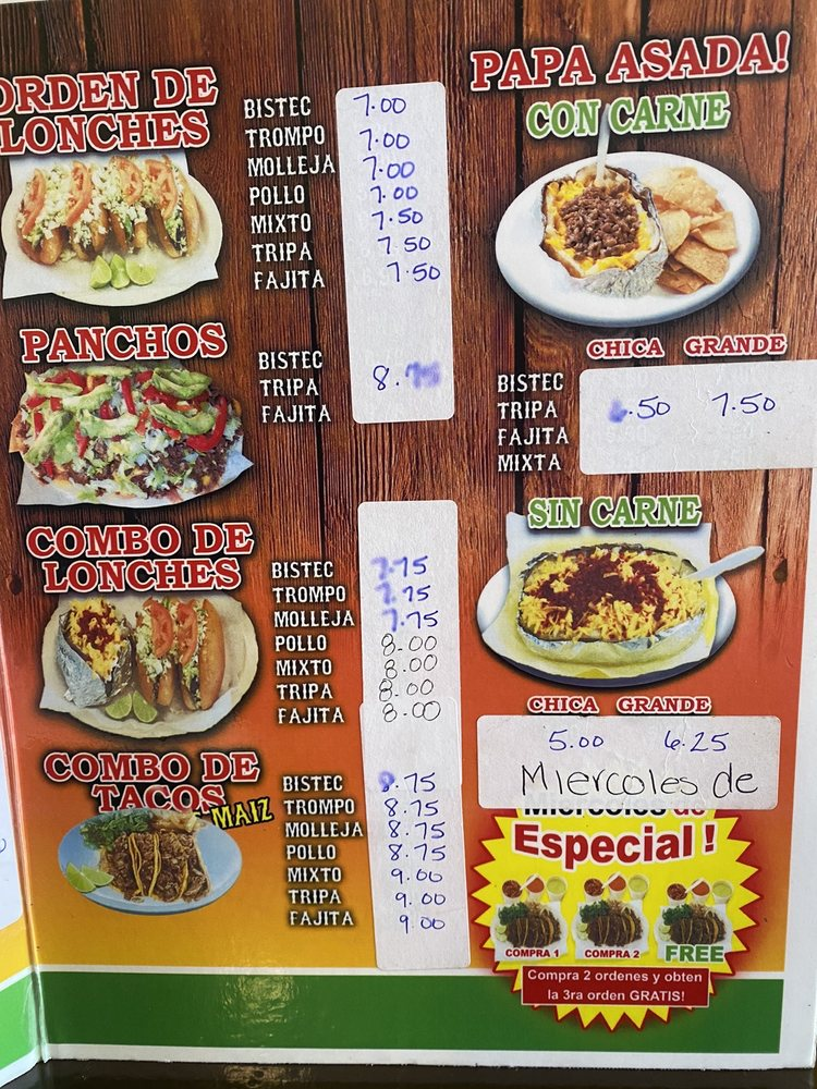Jalisco Mexico Taqueria: 707 N Alamo Rd, Alamo, TX