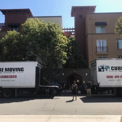 Photo Of Cube Moving And Storage   San Diego, CA, United States. When