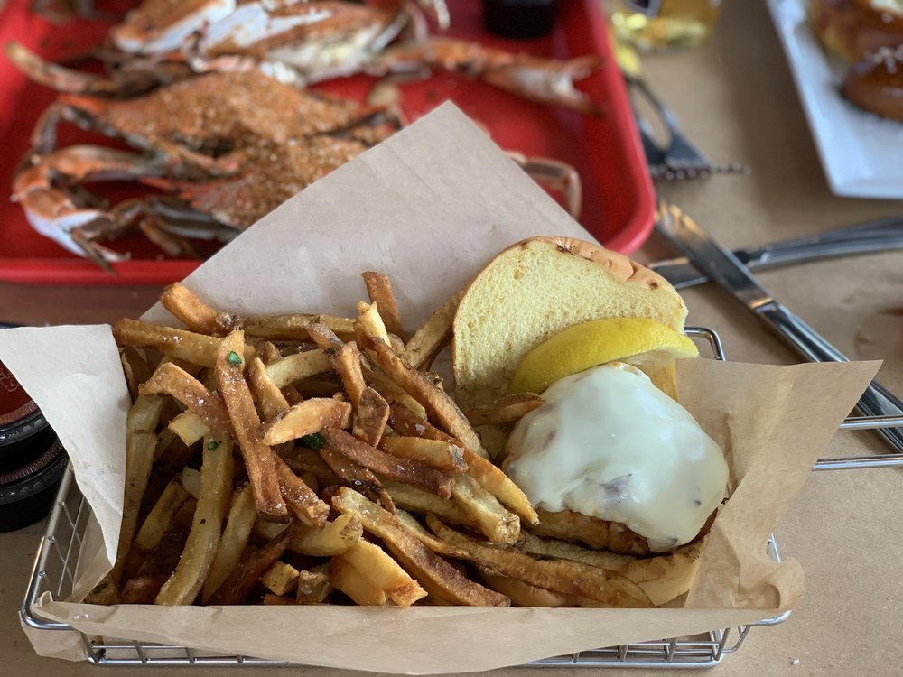 The Point Crab House and Grill