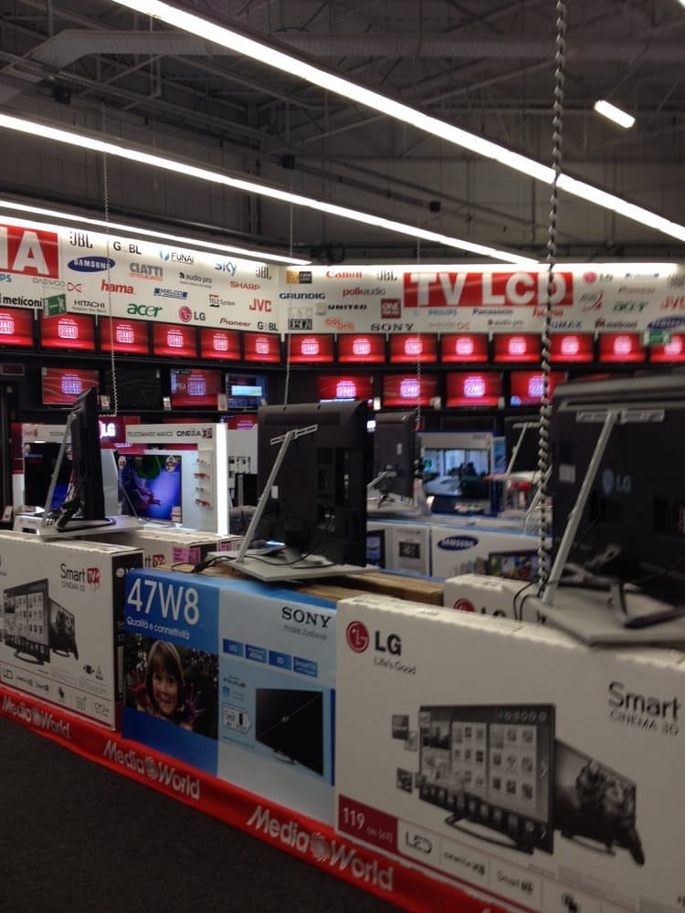 Media World - Electronics - Viale Fulvio Testi 210, Sesto San ...