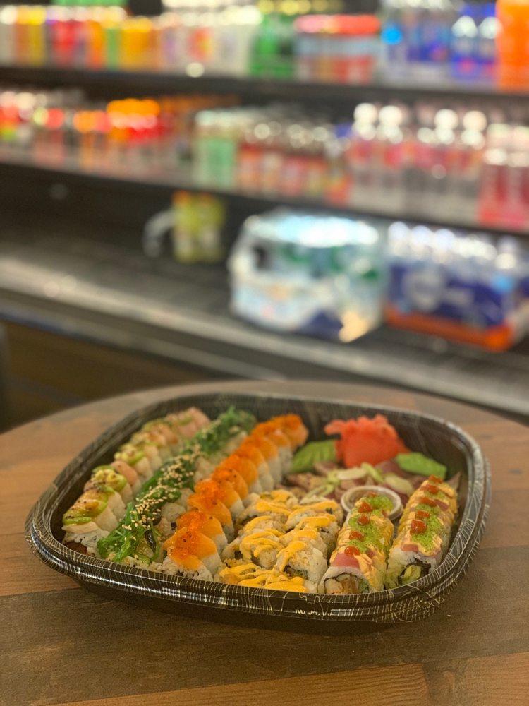 Koi Sushi & Poke: 36 E Broadway Ave, Jackson, WY