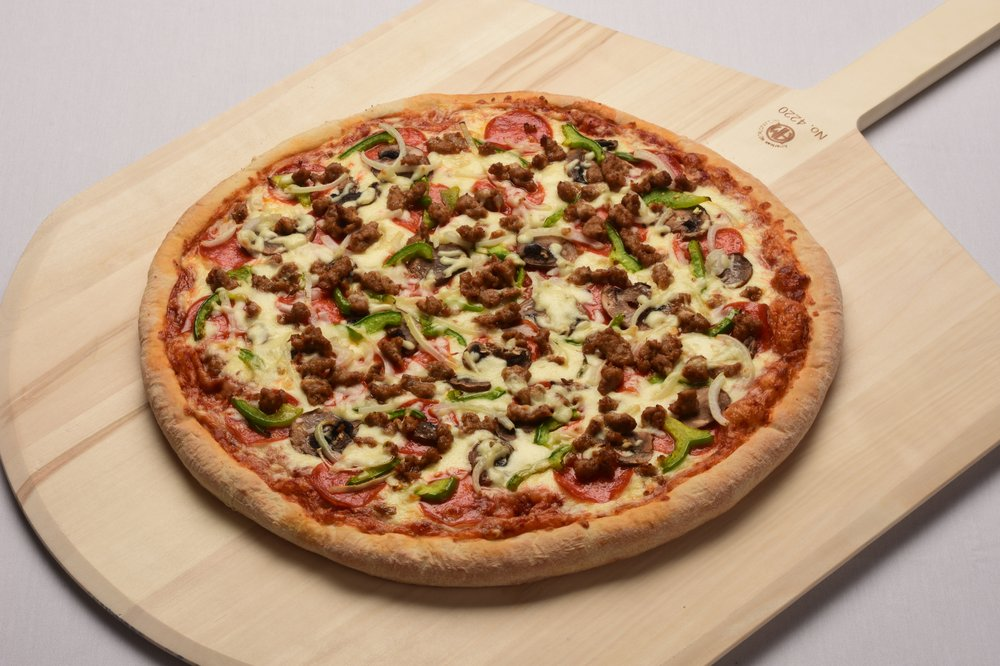 Five Star Pizza: 3546 St Johns Bluff Rd S, Jacksonville, FL