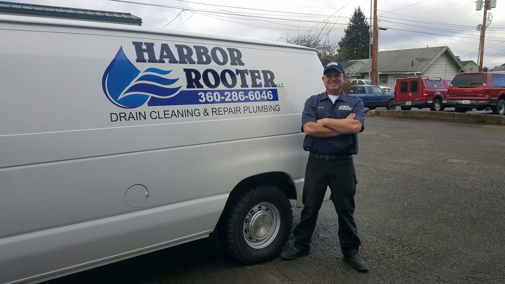 Harbor Rooter: 100 N Park St, Aberdeen, WA