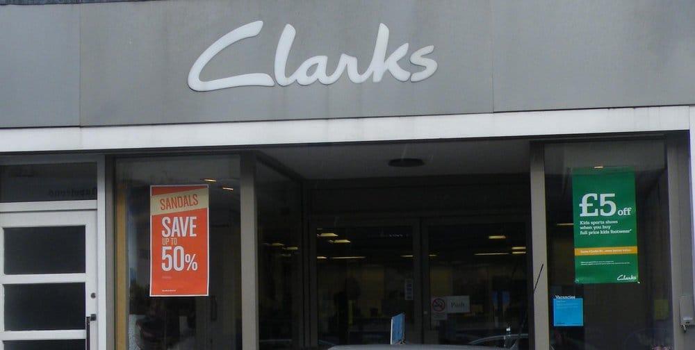 Clarks Shoes Larne