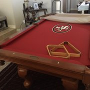Expert Pool Table Moving Recovering Photos Reviews - Pool table movers temecula