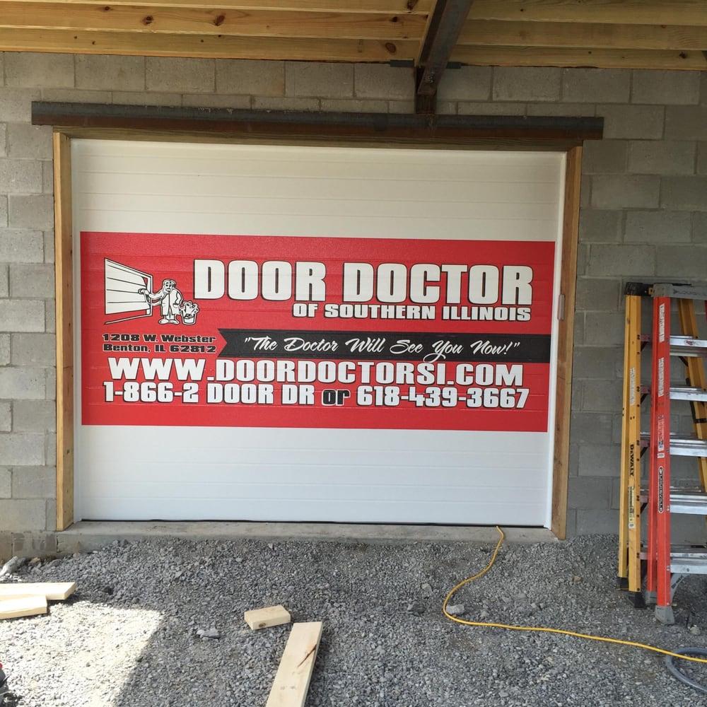 Door Doctor Of Southern Illinois 28 Photos Garage Door Services