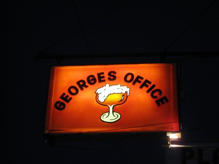 George's Office: 322 Brown Ave, Mott, ND