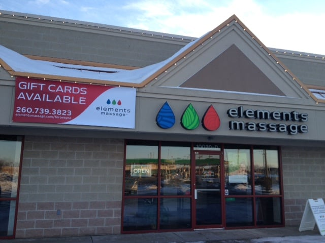 Elements Massage: 10020 Lima Rd, Fort Wayne, IN