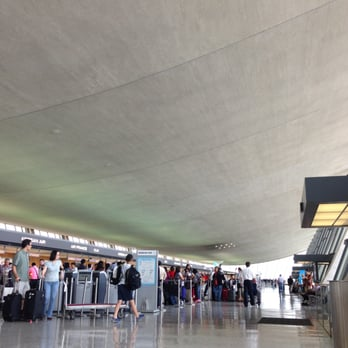 Dulles Airport Car Rental Return