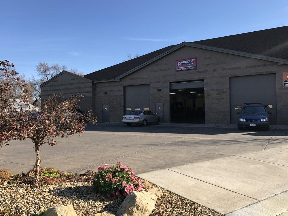 Schmidt's Service Center - Schmidt Oil: 10691 Stinson Ave, Chisago City, MN
